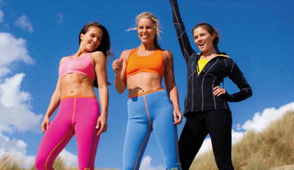 З явилася спортивний одяг, спалює жир » Світ очима жінки f51838f091e