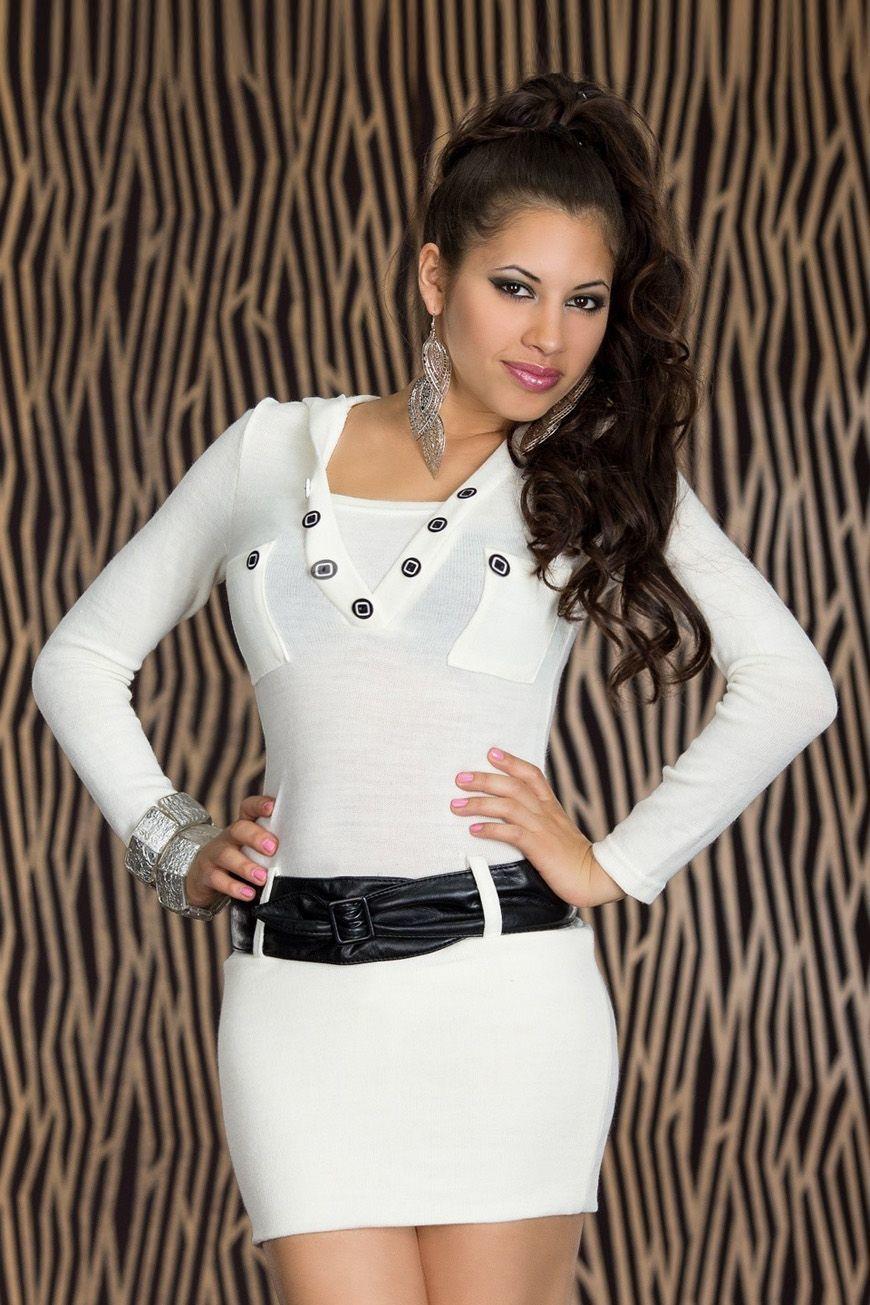Коротке біле плаття  з чим носити » Світ очима жінки 4fb15ab18639d