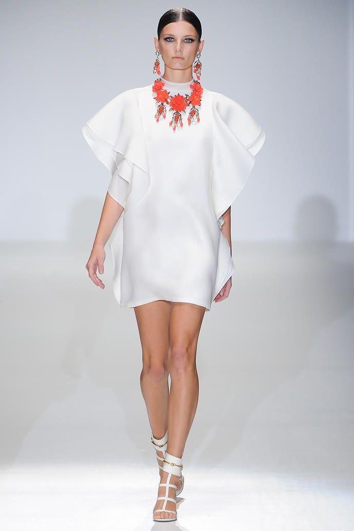 Модні туніки весна літо 2013