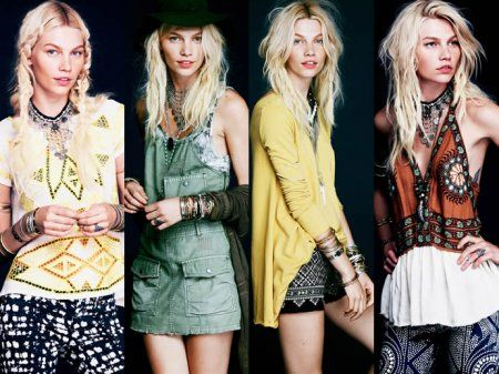 Каталог Free People Sidewalk Safari 2013