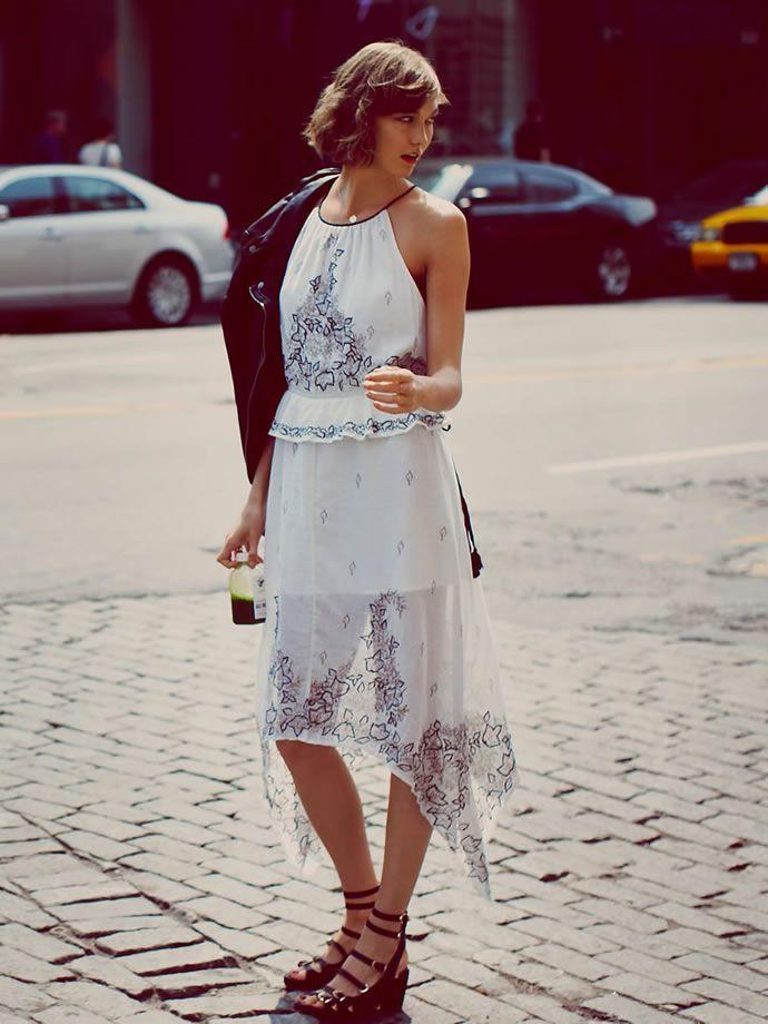 Karlie kloss us glamour september 2017