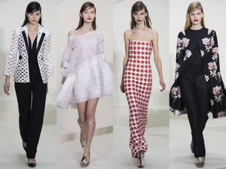 Колекція Christian Dior Couture сезону весна-літо 2014