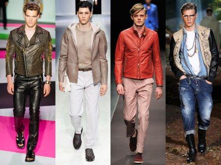 Модні чоловічі куртки - весна 2014 a17e9d53ed32d