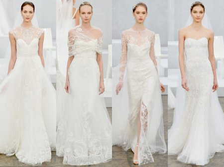 Колекція Monique Lhuillier Bridal весна-літо 2015