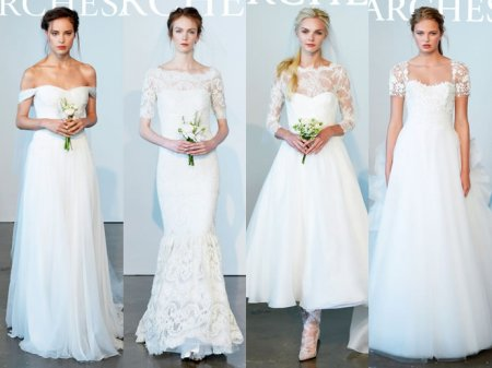 Колекція Marchesa Bridal весна-літо 2015