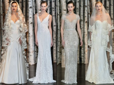 Колекція Naeem Khan Bridal весна-літо 2015